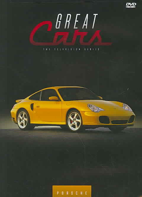 GREAT CARS:PORSCHE BY GREAT CARS (DVD)