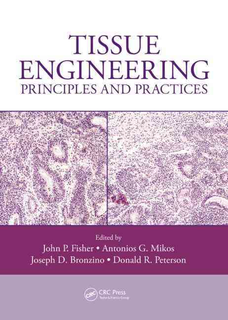 Tissue Engineering By Fisher, Johh P.